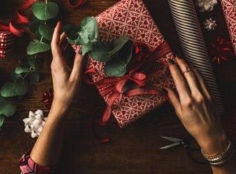 Zu schön zum Auspacken: Herzige Ideen zum Geschenke einpacken