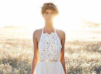 Ja, ich will! Mit diesen Hochzeitskleidern trauen wir uns 2015
