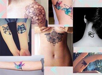 Tattoo Vorlagen, die Sie immer lieben werden