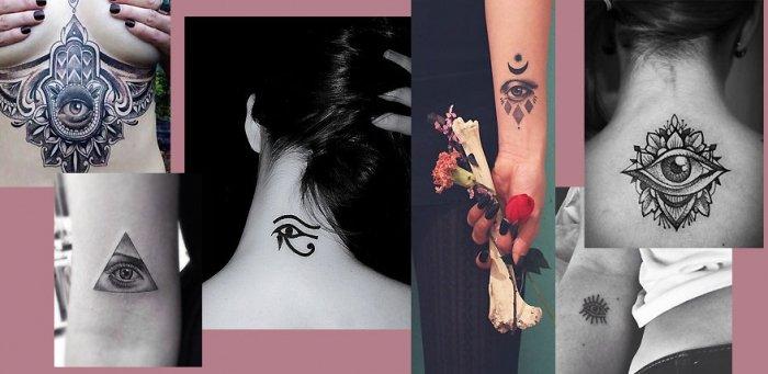 Tattoo Vorlagen Für Augen Motive