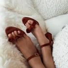 Schuhe, die jede Frau braucht: Riemchen-Sandalen