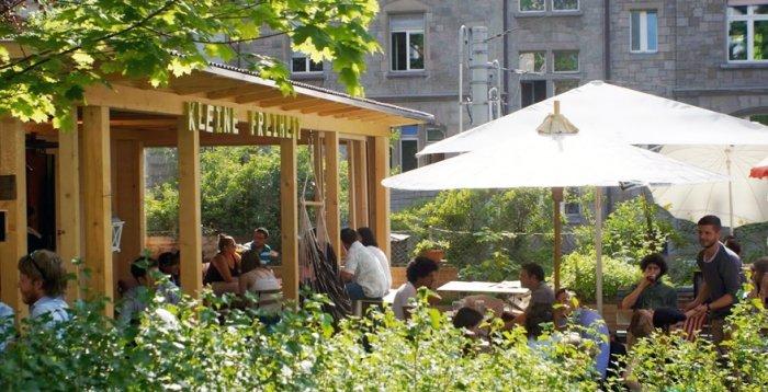 Zürich Terrasse Restaurant : Restaurants mit Terrasse in Z u00fcrich Perfekter Feierabend
