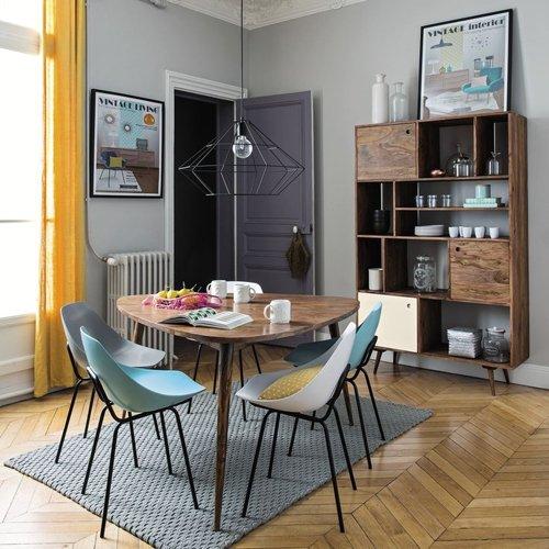 einrichtungsideen bunte st hle. Black Bedroom Furniture Sets. Home Design Ideas