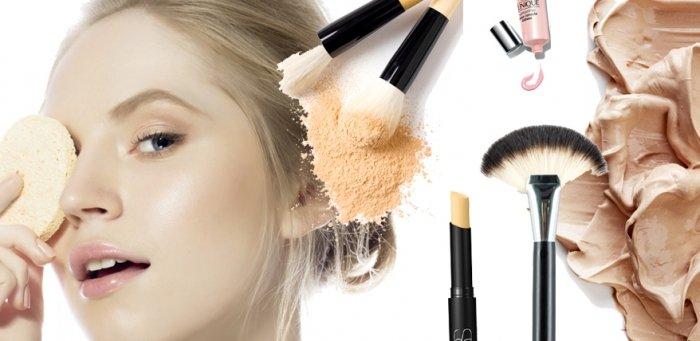 Mit diesem Make up decken wir Unreinheiten wie ein Profi ab