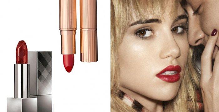 make up trends 2016 das neue lippenstift rot. Black Bedroom Furniture Sets. Home Design Ideas
