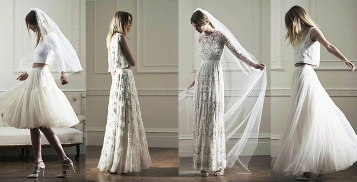 Wunderschöne Hochzeitskleider gibt's auch günstig: 50 Brautkleider unter 500 Franken