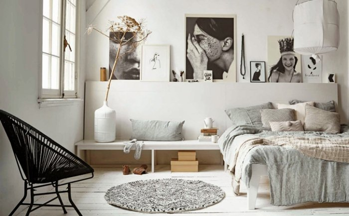 schlafzimmer ideen auf die lange bank legen. Black Bedroom Furniture Sets. Home Design Ideas