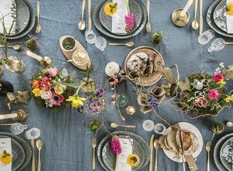 9 bezaubernde Tischdeko-Ideen für den Frühling