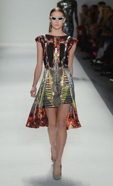 Die Wichtigsten Looks Der New York Fashion Week