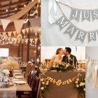 Hochzeitsidee: Liebe hängt in der Luft!