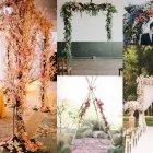 Hochzeitsidee für den Empfang: Das Tor zur Ehe