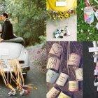 Hochzeitsideen für Brautauto: Lasst es schön scheppern!