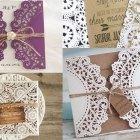DIY! Einladungskarten für die Hochzeit selber machen