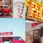 Hochzeitsidee für die Unterhaltung: Her mit dem Hippi-Bus
