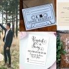 Hochzeitsidee mit Schwung: Wünsch Dir was!