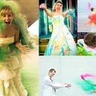 Hochzeitsidee für die Braut, die sich traut: Trash the Dress