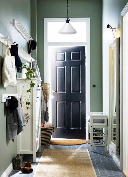 kleine wohnung einrichten auf weiter flur. Black Bedroom Furniture Sets. Home Design Ideas