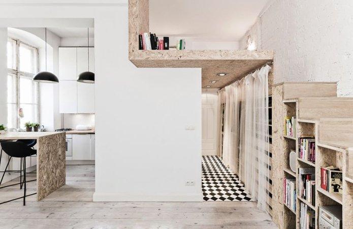 Platz da! 15 grossartige Ideen um eine kleine Wohnung einzurichten