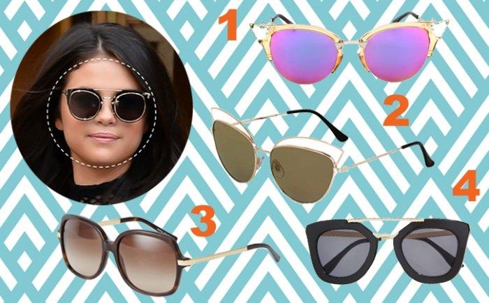 Sonnenbrillen Für Rundes Gesicht