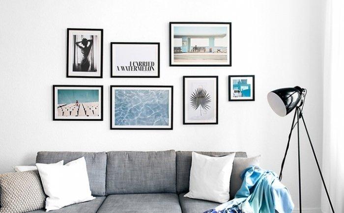 Die schönsten Gallery Walls zum Inspirieren