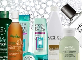 Das beste Shampoo gegen fettige Haare