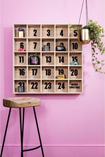 chic und geschickt stylishe adventskalender zum kaufen und bef llen. Black Bedroom Furniture Sets. Home Design Ideas