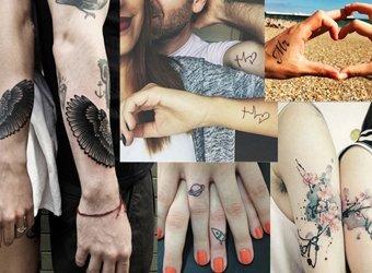 Paar Tattoo: Die schönsten Motive für Partner