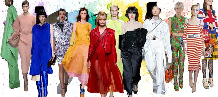 Die einzigen Modetrends, die du 2017 kennen musst