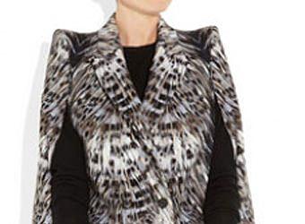Die neuen Wintermäntel: Starke Schnitte, schwere Stoffe und raffinierte Details