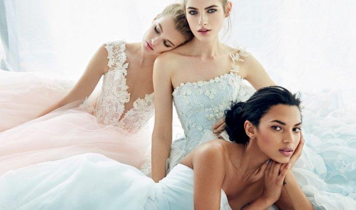 In diesen Hochzeitskleidern trauen wir uns 2017