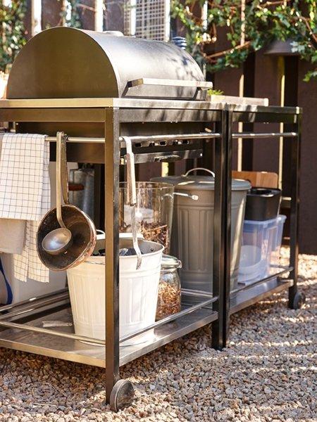 Unsere 8 Garten-Lieblinge: Outdoorküche