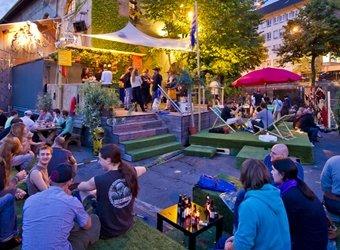 Die Saison ist eröffnet! Sommerbars in der Schweiz