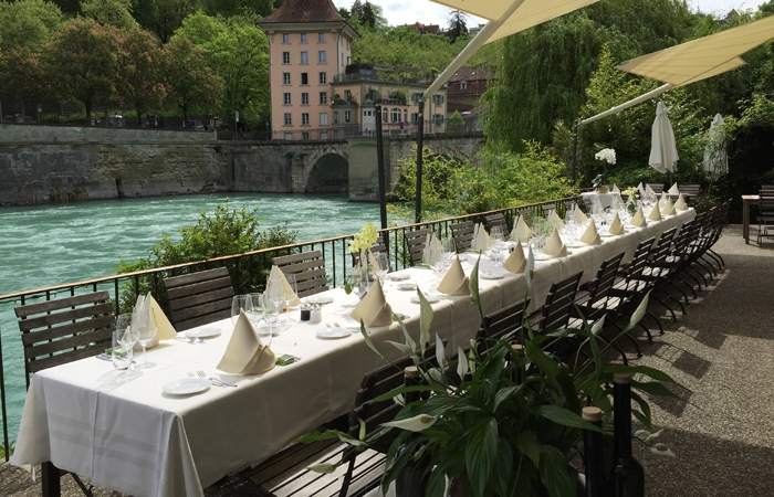 Restaurants in Bern: Casa Novo