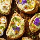 Neuer Superfood: Essbare Blüten