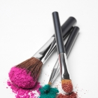 Tipp gegen Langeweile: Pinsel reinigen