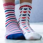 Tipp gegen Langeweile: Sortiere Socken