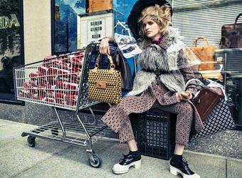 Obdachlose en Vogue: Modemagazin inszeniert Penner-chic