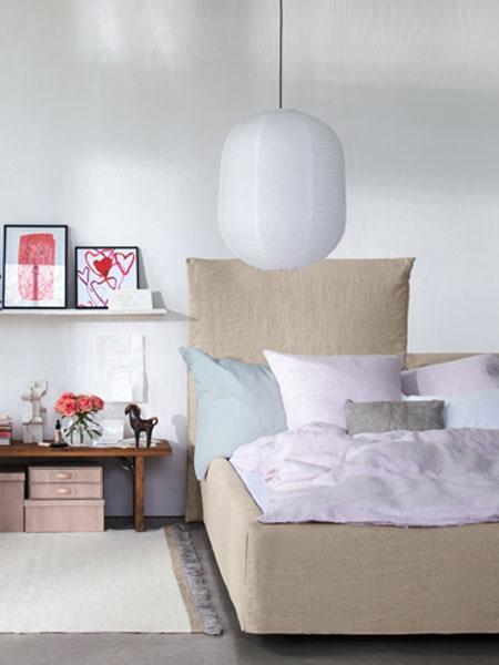 Skandinavische Einrichtung Schlafzimmer Im Nordischen Look