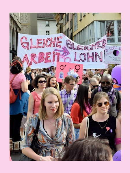 So war der Frauenstreik 2019
