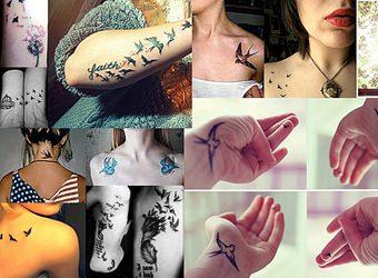 Die 8 wichtigsten Tattoo-Trends