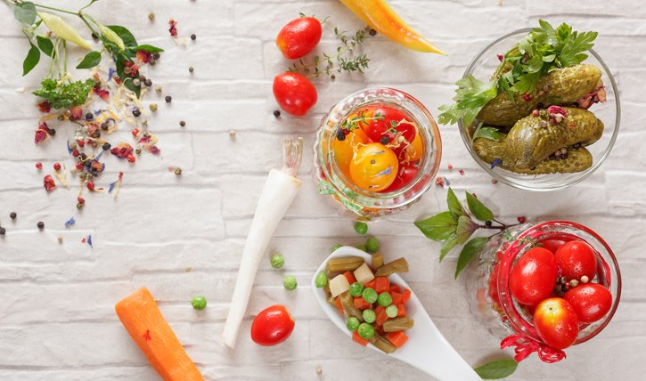Fermentierte Lebensmittel halten nicht nur länger, sondern sind auch gesünder.