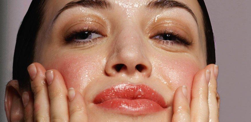 Wie Sie Ihr Gesicht richtig reinigen