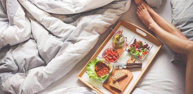8 Tipps für gesunde Ernährung trotz Stress