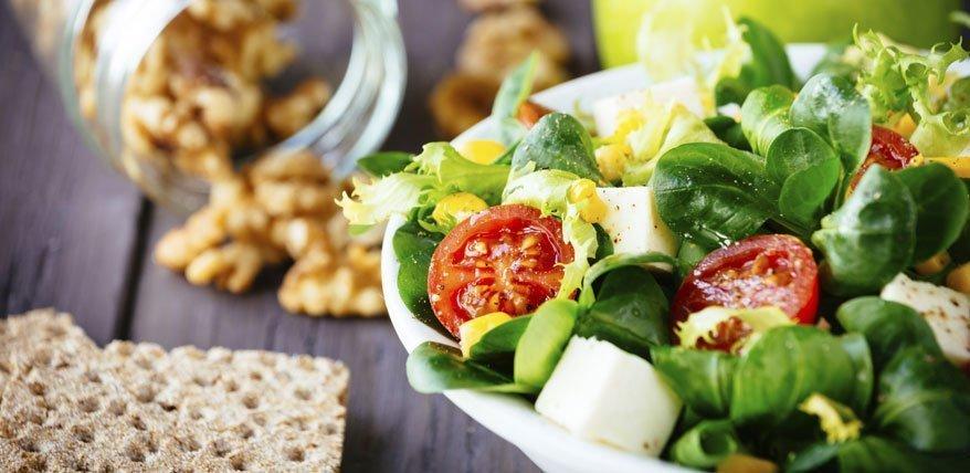 Snacken und gesunde Ernährung muss kein Widerspruch sein.