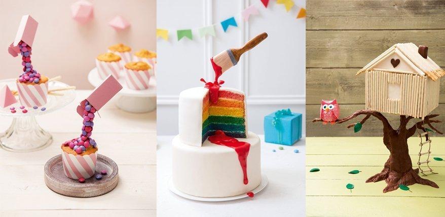 Gravity Cakes selbermachen: Atemberaubend und zum Anbeissen.