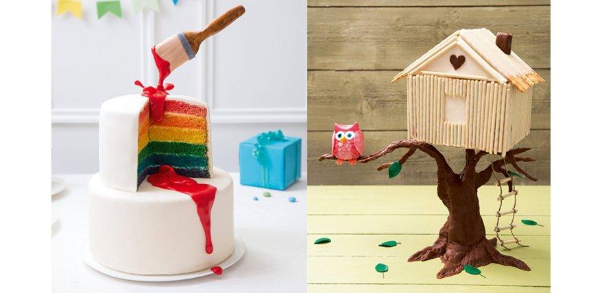 Gravity Cakes sind der atemberaubendste neue Back-Trend.