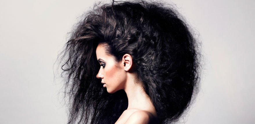 Motschki der Ohren vom Haarausfall zu drehen