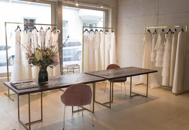 Hera Zürich: Hier gibt's Brautmode für Fashionistas