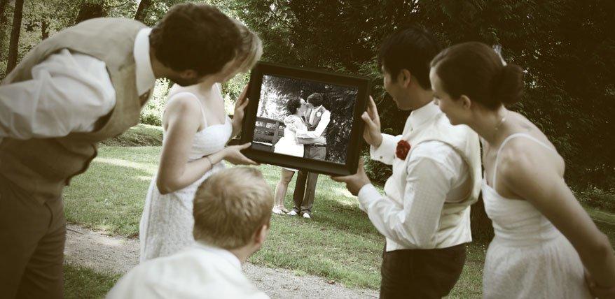 Hochzeitsstimmung: Rauschende Party statt langweiligem Fest