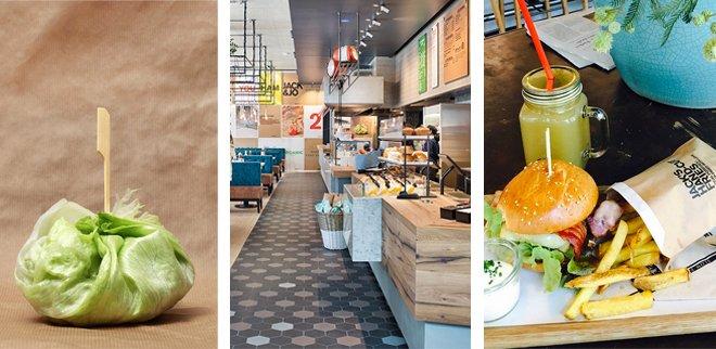 Burger in Zürich: Jack & Jo